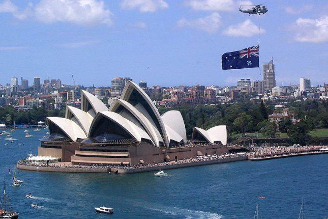 Vận chuyển hàng hóa đi Australia